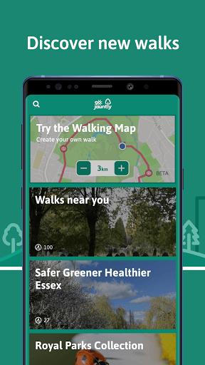Go Jauntly: Discover Walks PC screenshot 1