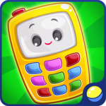Baby Phone for Toddlers - Numbers, Animals, Music icon