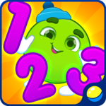 Learning Numbers and Shapes - Game for Toddlers for pc logo