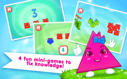 Learning Numbers and Shapes - Game for Toddlers pc screenshot 1