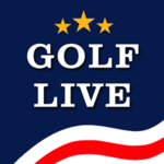 Live Golf Scores - US & European Golf icon