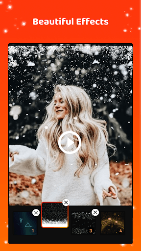 Slideshow - Make Videos With Pictures and Music pc screenshot 1