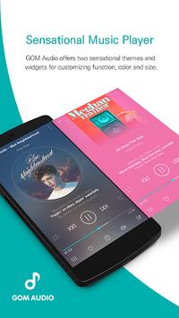 GOM Audio - Music, Sync lyrics, Podcast, Streaming pc screenshot 1