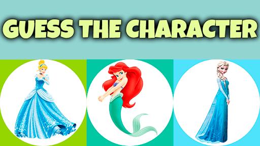 Guess the character quiz PC screenshot 1