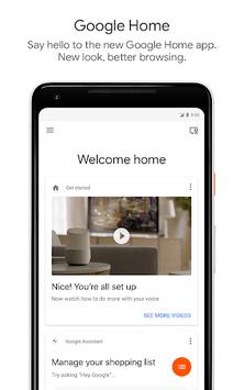 Google Home pc screenshot 1