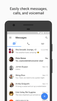 Google Voice pc screenshot 1