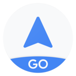 Navigation for Google Maps Go for pc logo