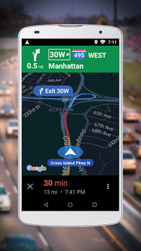 Navigation for Google Maps Go pc screenshot 2