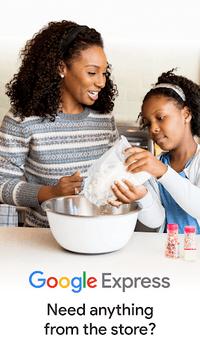 Google Express - Shopping done fast pc screenshot 1