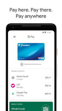 Google Pay pc screenshot 2