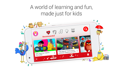 YouTube Kids pc screenshot 1