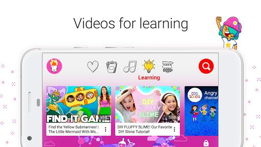 YouTube Kids pc screenshot 1