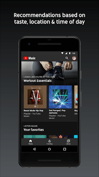 YouTube Music - Stream Songs & Music Videos pc screenshot 2
