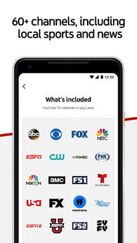 YouTube TV - Watch & Record Live TV pc screenshot 2