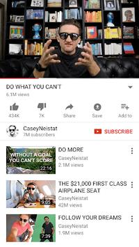 YouTube pc screenshot 1