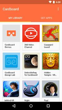 Cardboard pc screenshot 2