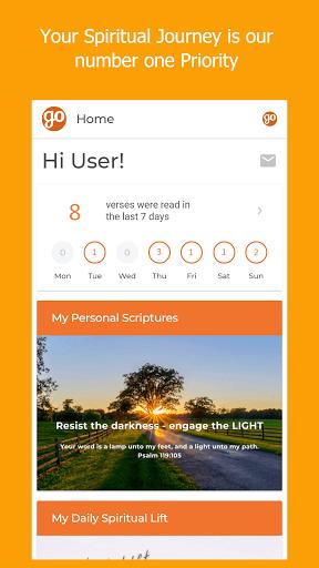 goTandem: Spiritual Growth App PC screenshot 2