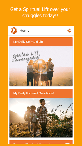 goTandem: Spiritual Growth App PC screenshot 3