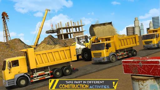 Stickman City Construction Excavator PC screenshot 2