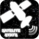 GPS Satellite test status icon
