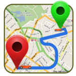 GPS , Maps, Navigations & Directions for pc logo