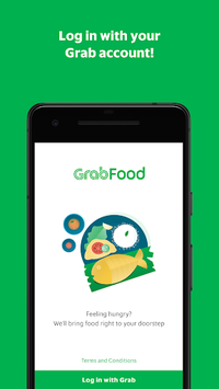 GrabFood - Food Delivery App pc screenshot 1