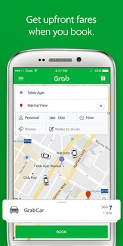 Grab - Transport, Food Delivery, Payments pc screenshot 1