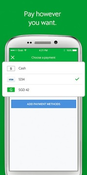 Grab - Transport, Food Delivery, Payments pc screenshot 2