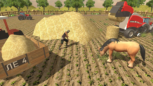 New Tractor Farming Simulator 3D - Farmer Story pc screenshot 1