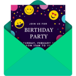 Invitation Maker by Greetings Island icon