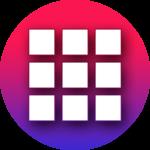 Grid Photo Maker for Instagram for pc logo