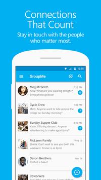 GroupMe pc screenshot 1