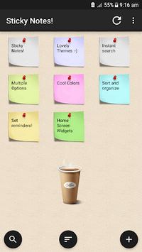 Sticky Notes ! pc screenshot 1