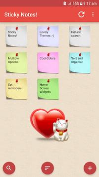 Sticky Notes ! pc screenshot 2