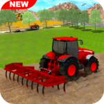 Farming Simulator Drive 3D for pc logo