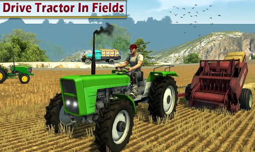 Farming Simulator Drive 3D pc screenshot 1