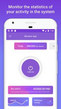 Banners App pc screenshot 1