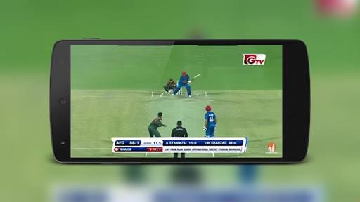 Gtv Live Sports pc screenshot 1