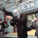 Bank Robbery Scary Clown Gangster Squad Mafia Game icon