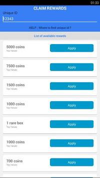Free coins - Pool Instant Rewards pc screenshot 1