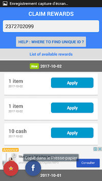 Free coins - Pool Instant Rewards pc screenshot 2