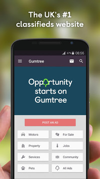 Gumtree Beta pc screenshot 1
