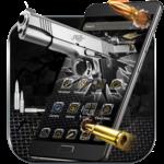 Gun Bullet Weapon Theme icon