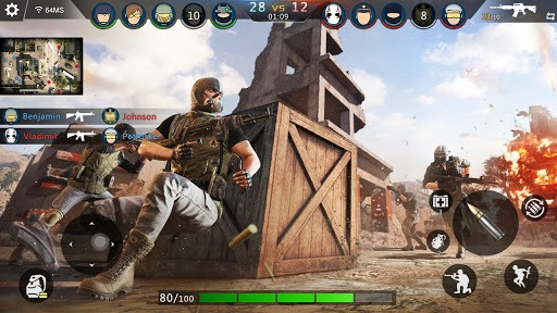 Counter Terrorist Strike- Offline Shooting Game 3D pc screenshot 1