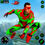Light Robot Superhero Rescue Mission 2 icon