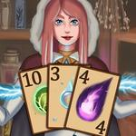 Witch Card Game Solitaire Free icon