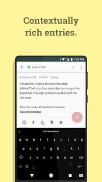 Stories – Timeline Diary / Journal, Mood Tracker pc screenshot 2