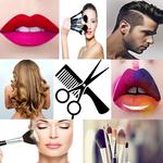 Hair Cutting & Makeup Tutorial Videos icon