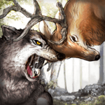 Wild Animals Online(WAO) for pc logo