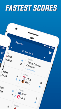 CBS Sports App - Scores, News, Stats & Watch Live pc screenshot 2